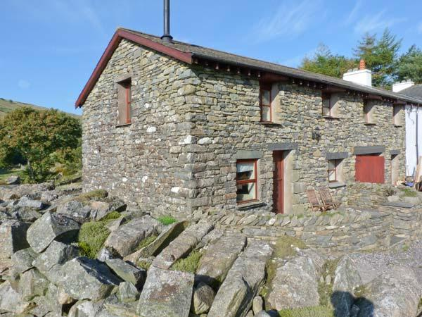 COPPER BEECH COTTAGE, woodburning stove, en-suite bathrooms, hot tub, wonderful views in Coniston Ref 25708 - Image 1 - Coniston - rentals