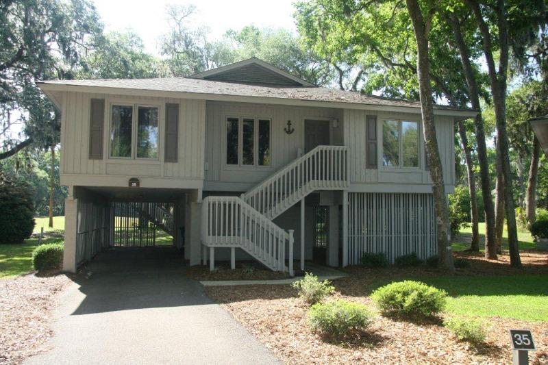 Front View - 3 Bedroom Vacation Home-Golf Package Included! - Hilton Head - rentals