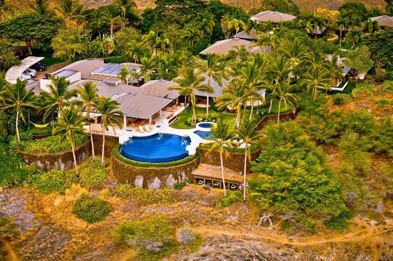Arial view - Luxurious  Estate - Kauhale Pilialoha - Kamuela - rentals