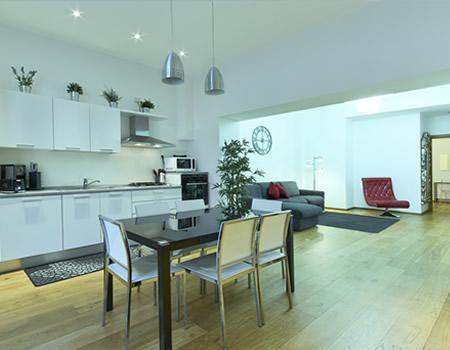 Open Kitchen - Loft Castaldi - Milan - rentals
