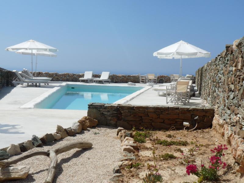 Swimming Pool at Lithia - FOLEGANDROS  'LITHIA' - VILLA ELIA & POOL - Folegandros - rentals