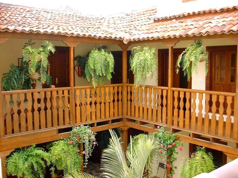 Patio - Casa Rural los Helechos Studio 1 Vista al Mar - Agulo - rentals