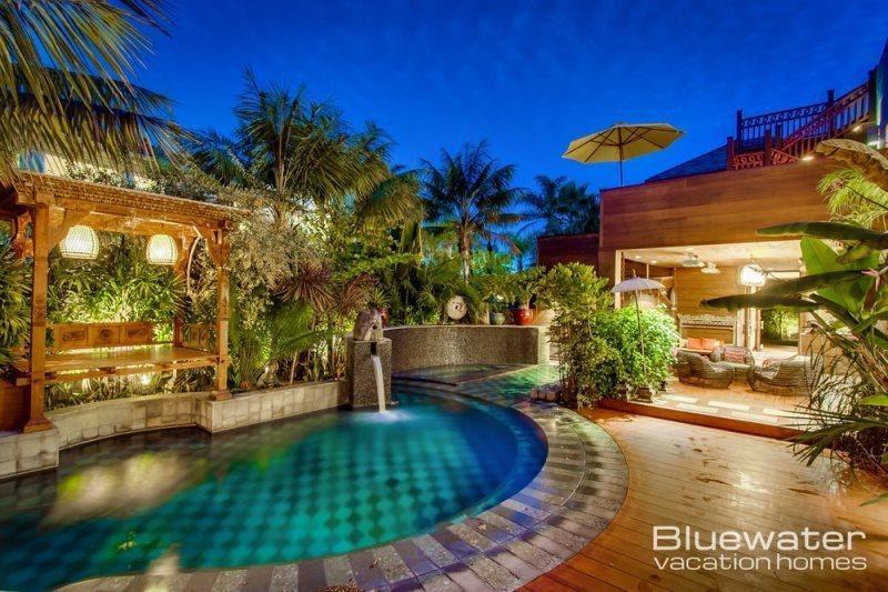 Bali Inspired Estate Home in La Jolla Hermosa - Image 1 - La Jolla - rentals