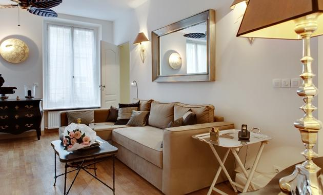 Apartment Rodin holiday vacation short term apartment rental france, paris, 7th arrondissement, parisian apartment to rent to let short - Image 1 - 7th Arrondissement Palais-Bourbon - rentals