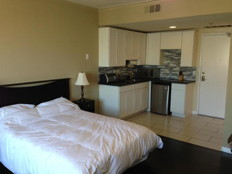 308 Studio apartment in West Los Angeles, near UCL - Image 1 - Los Angeles - rentals