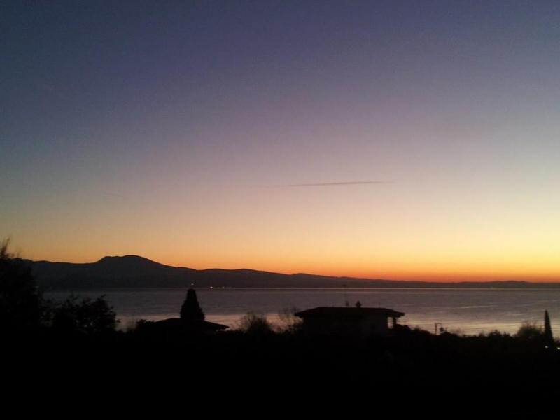 sun set - cozy appartament at the lake of garda 3 min.beach - Manerba del Garda - rentals