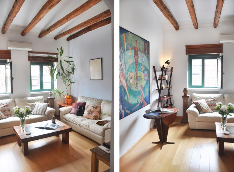 Gran Opera, three bedrooms with great views. - Image 1 - Madrid - rentals