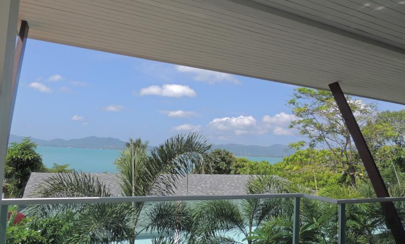 Sea view terraces - Loftstyle Seaview Retreat, Beachfront w/ Private Pool - Wichit - rentals