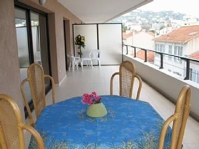 Cannes Centre Ville- Spacious and Luxurious Apartment with Balcony - Image 1 - Cannes - rentals