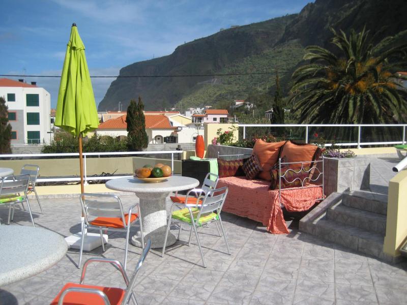Full Ocean View At Sunny Part - Image 1 - Calheta - rentals