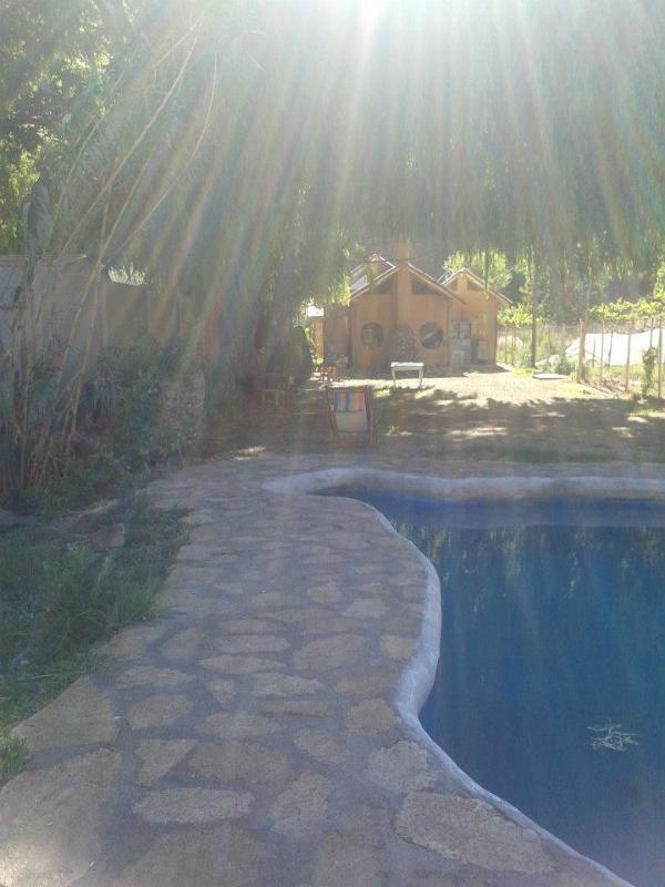 piscina - Cabañas flor de loto .Valle de Elqui. 84204058 - Paihuano - rentals