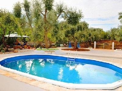 Private Swimming Pool - Villa Sleeps 6 with Private Pool - Ceglie Messapica - rentals
