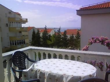 Bright Apartment in Novalja with Terrace for 6pax - MEGY 3 - Image 1 - Novalja - rentals