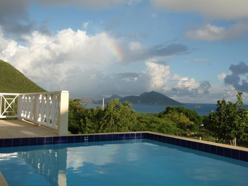 View from the pool - Villa with a view - Newcastle - rentals