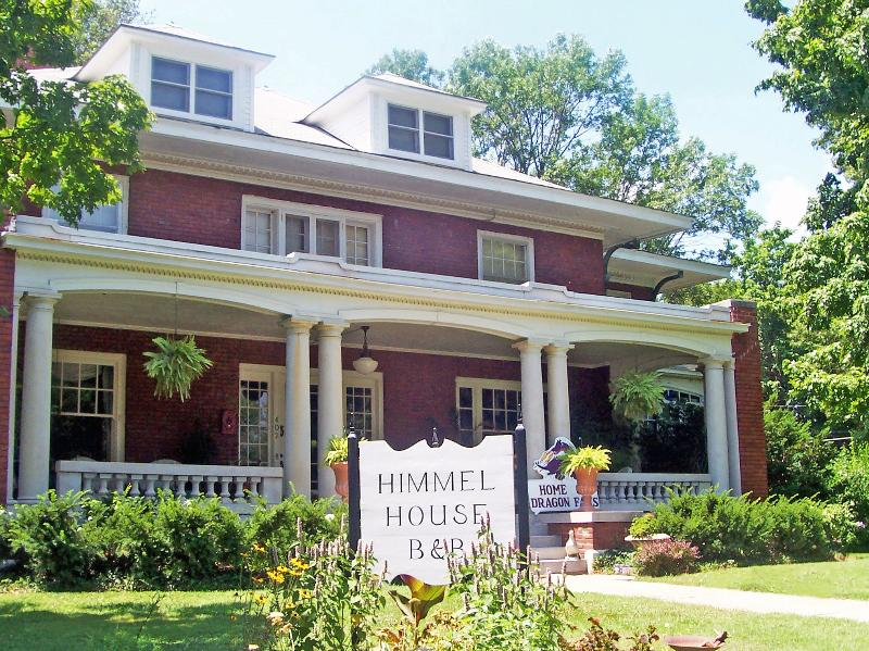Himmel House B&B - Himmel House Bed and Breakfast/Blair room - Pittsburg - rentals