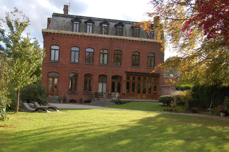 Maison d'hôtes de la Lys - Northern France, in an exceptional 19th century mansion - Bousbecque - rentals