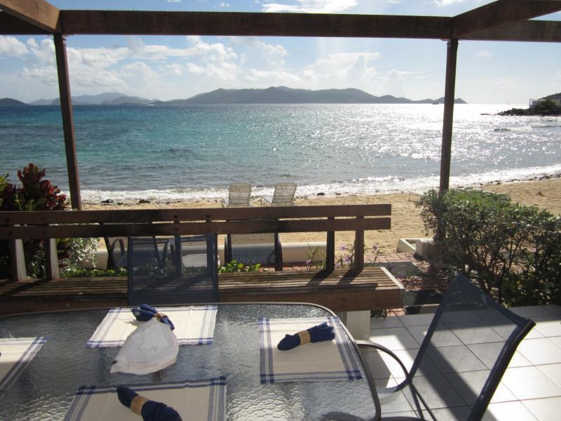 Right on the Beach! - Beachtacular! @ Sapphire Beach - On the Beach - Saint Thomas - rentals