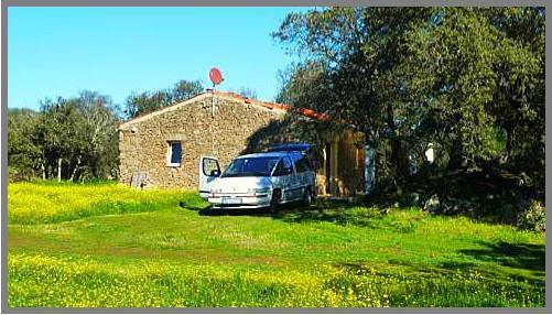 Casa 4 Encinas - Charming holiday house on finca in Extremadura - Extremadura - rentals
