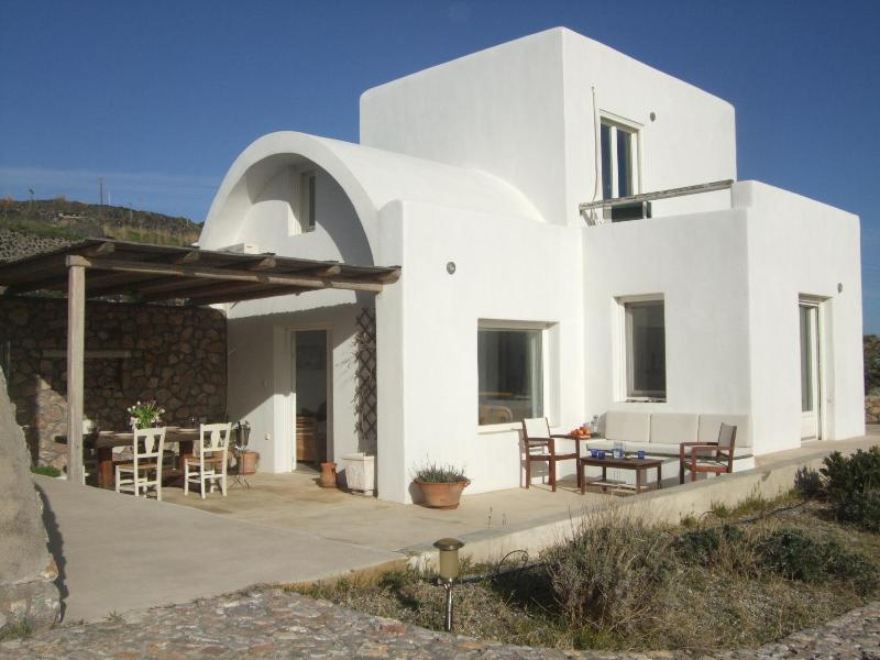Villa Lydia - House with ocean view in Santorini - Santorini - rentals