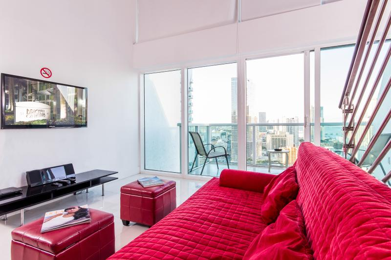 MODERN & LUXURY - LUXURY 2 LEVEL LOFT IN THE HEART OF DOWNTOWN MIAMI - Coconut Grove - rentals