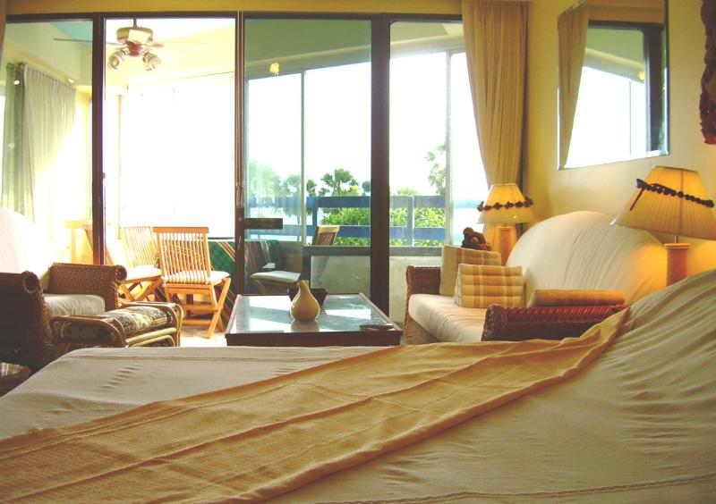 Absolute Beachfront Apartment on Jomtien Beach - Absolute BeachFront Condo Jomtien10 - Pattaya - rentals
