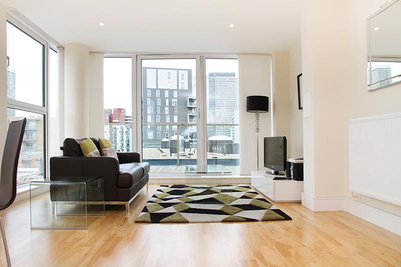 Living Room - Two Double Bedroom By Elite Apartments - London - rentals