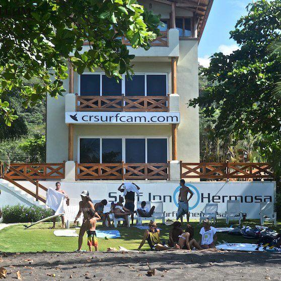 Surf Inn Hermosa Building View - Beach Front Vacation Rental in Hermosa Beach - Puntarenas - rentals