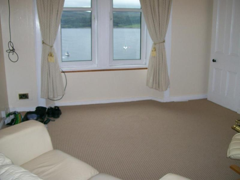 living room - Kyles cottagean hours drive - Tighnabruaich - rentals