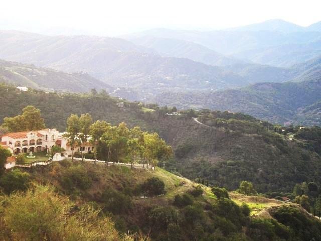 Aerial View Of Chateau Carmel - Chateau Carmel - Carmel Valley - rentals