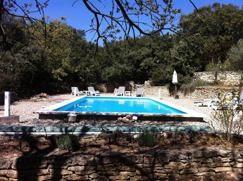 Private Pool - Villa with Private Pool,WIFI, short walk to Gordes - Gordes - rentals