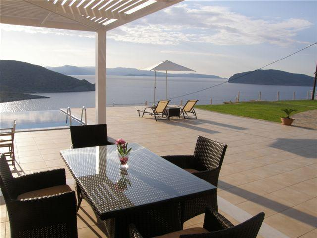 VILLA THOLOS CRETE  a private swimming pool - Image 1 - Kavousi - rentals