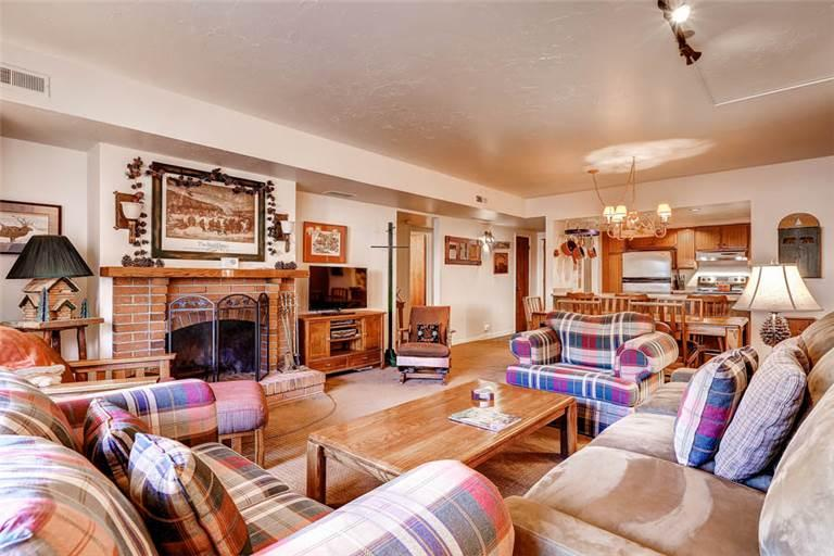 PARK STATION 121 (2 BR) Walk to Town Lift! - Image 1 - Park City - rentals