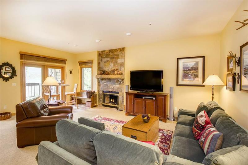 Spacious and Comfortable Living Room - KAYENTA 12 - Telluride - rentals