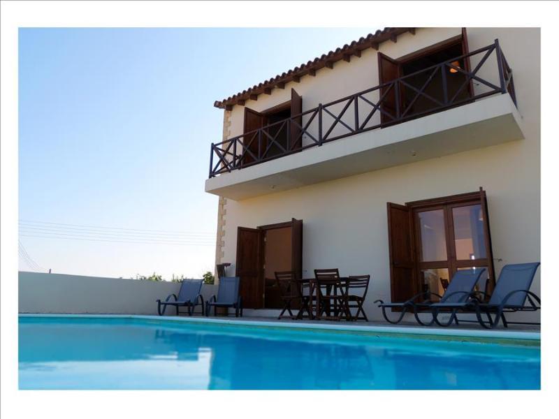 Villa Prengos View - Image 1 - Neo Chorion - rentals