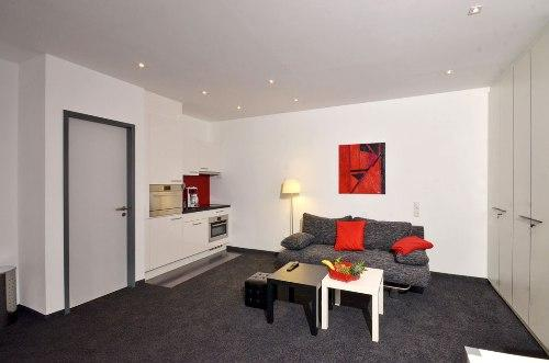Vacation Apartment in Aalen - 344 sqft, central, modern, clean (# 4458) #4458 - Vacation Apartment in Aalen - 344 sqft, central, modern, clean (# 4458) - Aalen - rentals