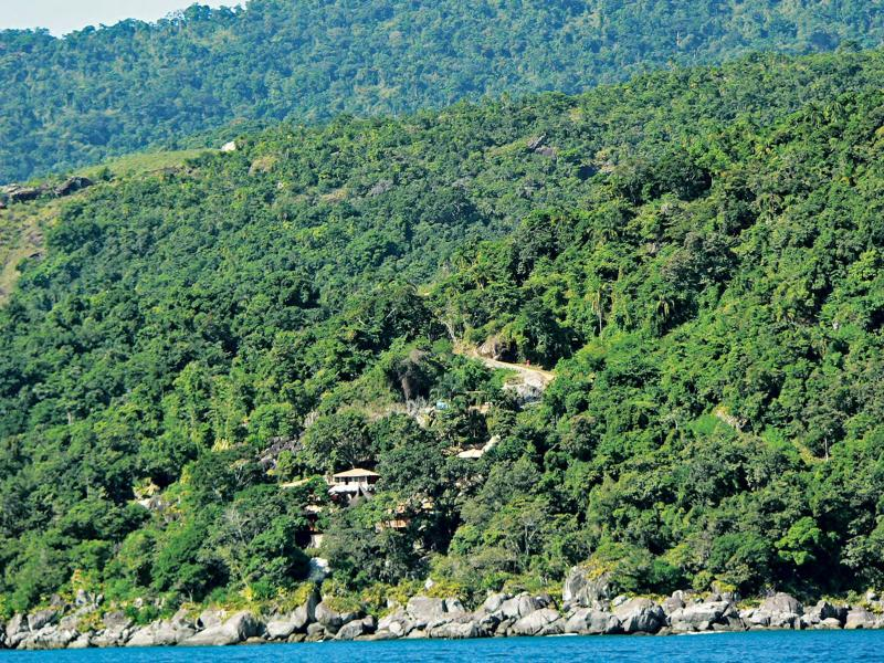 View from the sea - Paradise in Ilhabela, Brazil - Ilhabela - rentals