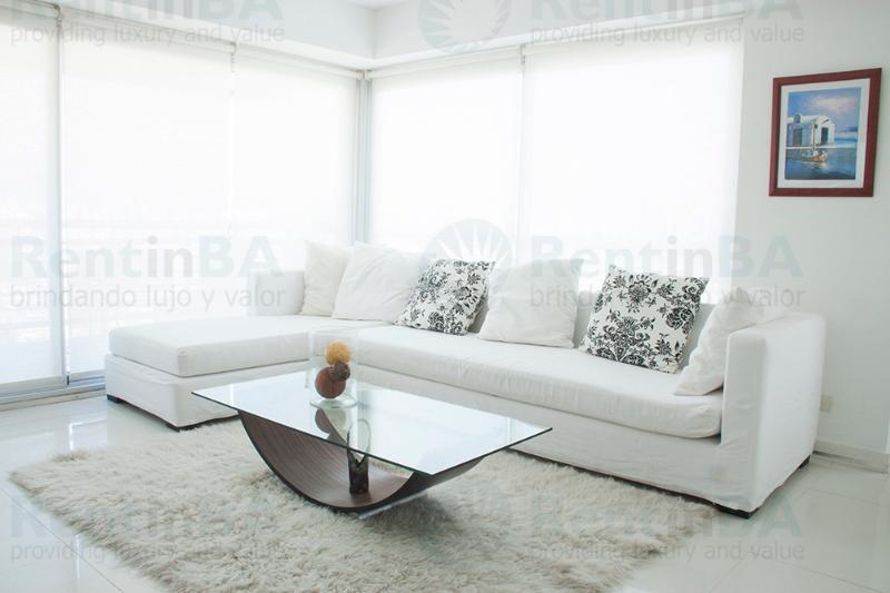 Bright & Spacious 2-Bedroom Duplex in Las Cañitas (ID#403) - Image 1 - Buenos Aires - rentals