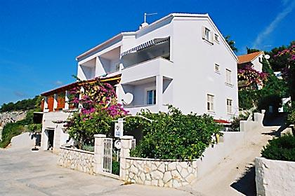 Top floor apartment with wonderful sea view - Image 1 - Hvar - rentals