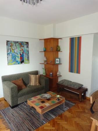 Living Room - Palermo Viejo Apartment - Buenos Aires - rentals