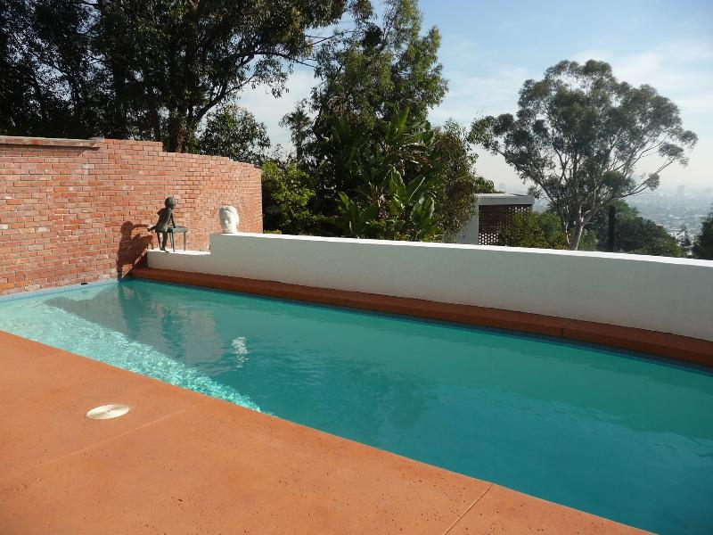Pool overlooking The City - Sunset Plaza West Hollywood Gem, Views & Pool - West Hollywood - rentals