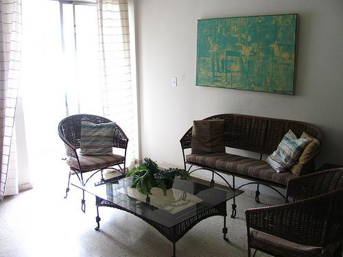 Great 2 bedrooms apartment for rent in Piantini. - Image 1 - Santo Domingo - rentals