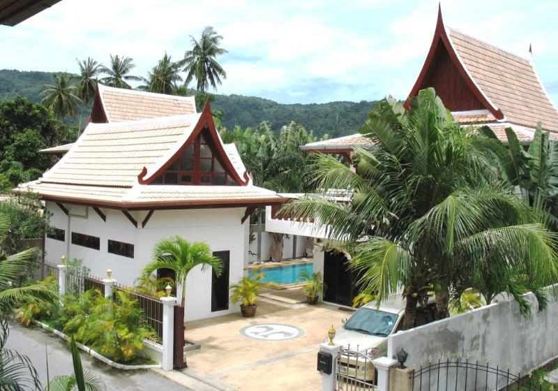 ROM YEN GUEST HOUSE ENTRANCE - ROM YEN GUEST HOUSE - Kamala - rentals
