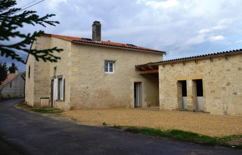 the cottage with parking - Cottage in Jonzac (West of France) - Saint Martial de Vitaterne - rentals