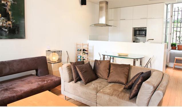 Paris Center Beautiful 1 Bedroom Apartment - Image 1 - Paris - rentals
