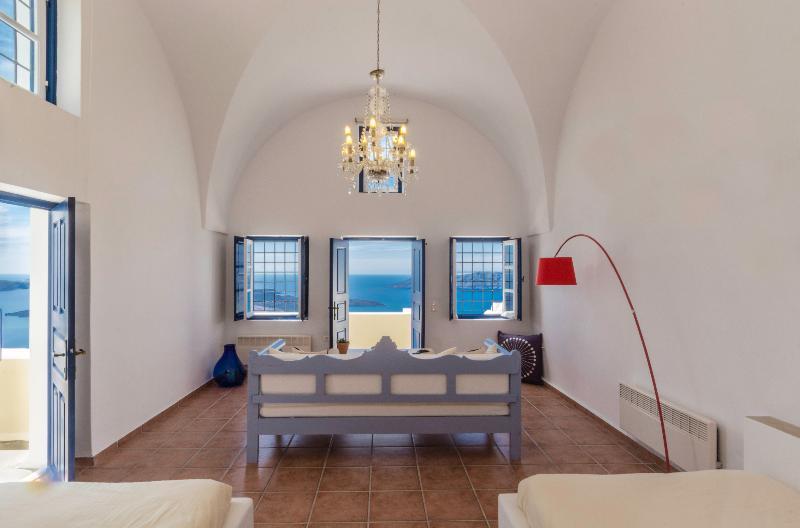 Astraea House Amazing Volvano View - Image 1 - Fira - rentals
