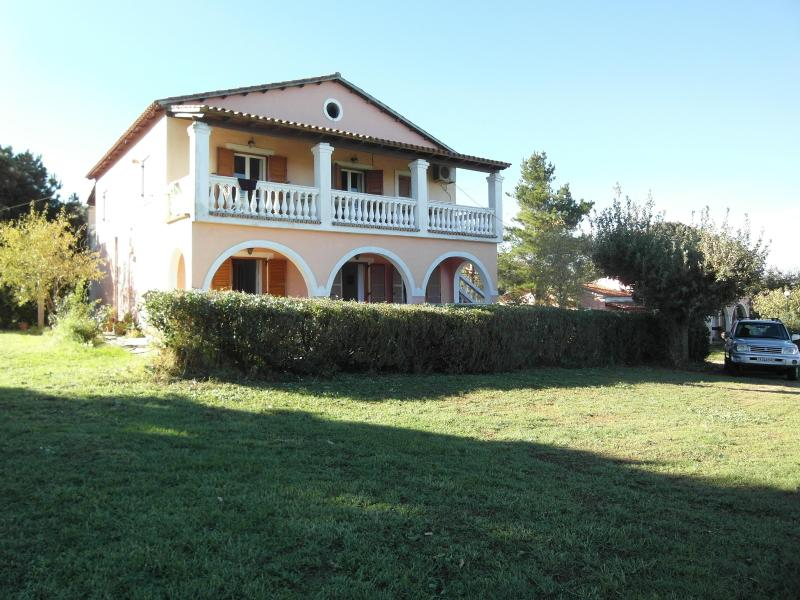 Villa Pantheo - Villa Pantheo (Apartment) - Acharavi - rentals