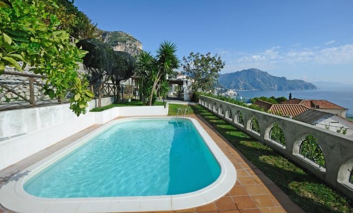 Private pool - Casa Stella  in Amalfi - Amalfi - rentals