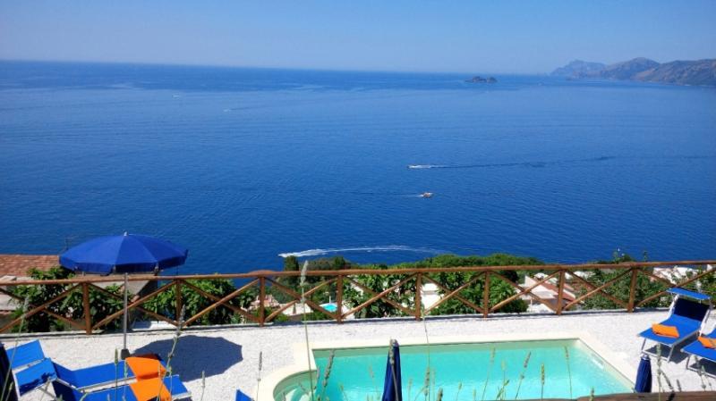 Villa Margie in Praiano - Image 1 - Praiano - rentals