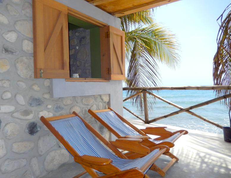 """""""Everything from the genuine hospitality, rustic atmosphere, delicious food and peaceful abode- it i - Enjoy a Private Slice of Paradise!! 6 - Jacmel - rentals"""