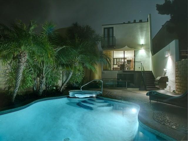 Just jump in! Enjoy and relax - Designer Bay Park Ocean View Home w/ Pool and spa - Pacific Beach - rentals